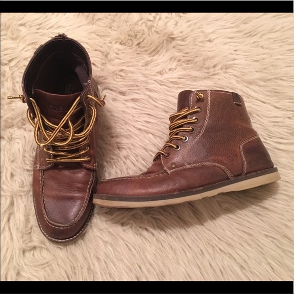 d839af034b1 Crevo buck men's boots 8.5